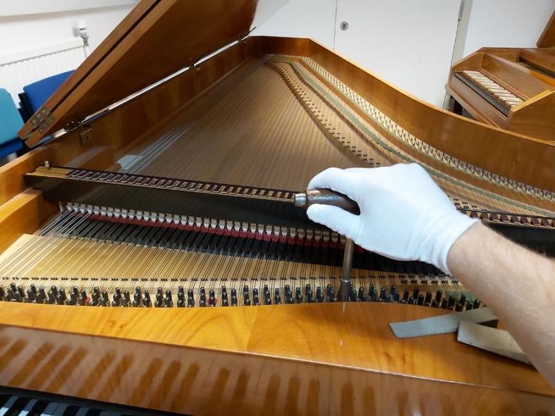 Piano Servicing & Regulating