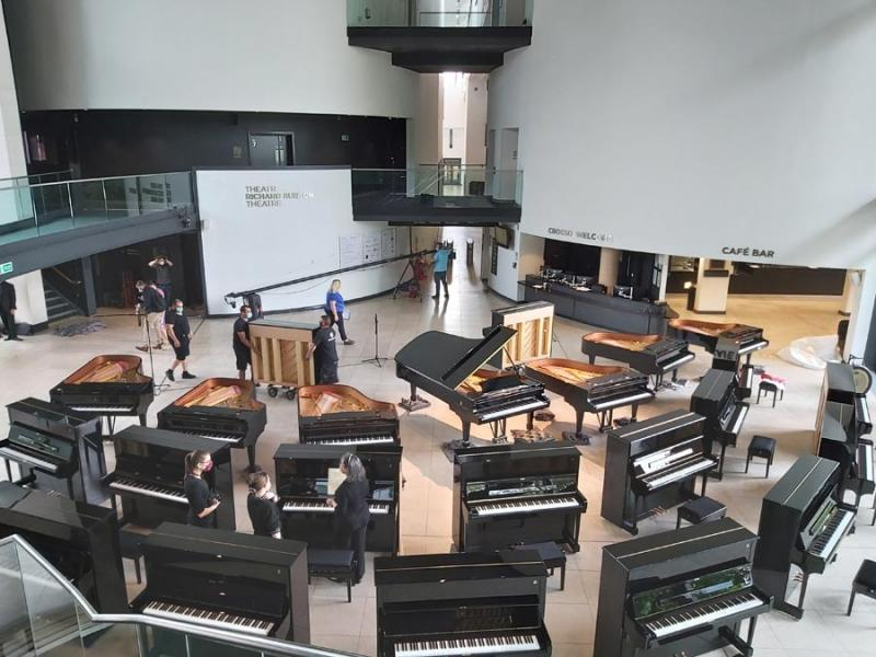 Ashfield Pianos - Royal Welsh College