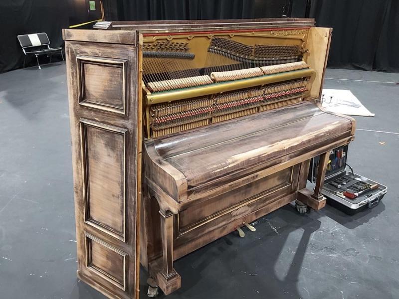 Piano Regulating